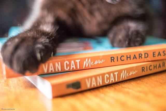 e9b0356664121f Van Cat Meow Book Out Now - Van Cat Meow